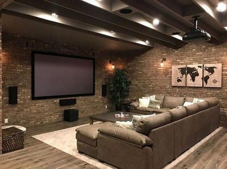 36+ Amazing Basement Remodeling Ideas #basements #remodelingideas #basementremodeling #basementremodelideas #basementremodelingidea #mancavebasement