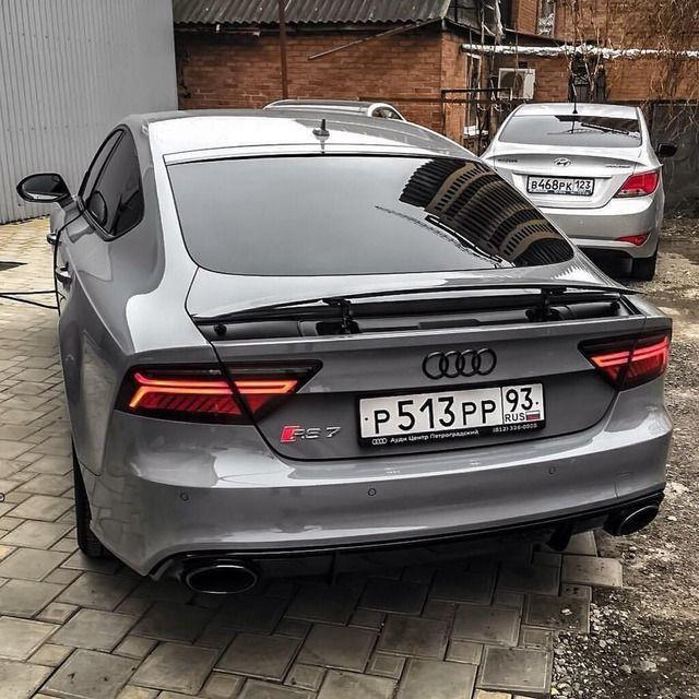 Audi #RS7 Nardo Grey | Audi rs7 sportback, Audi cars, Audi