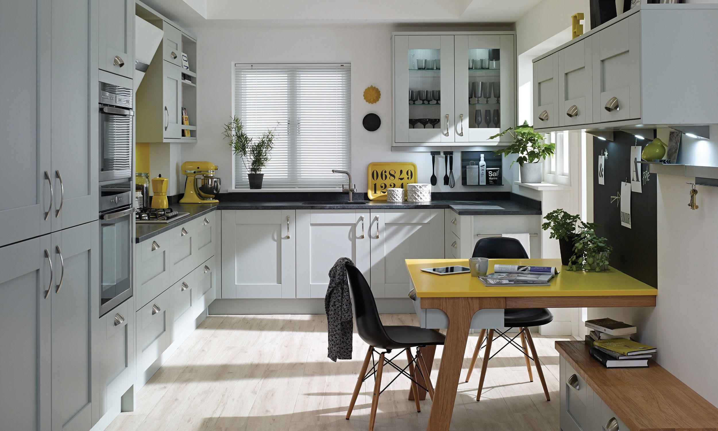 Milbourne Shaker style kitchens, Classic kitchens