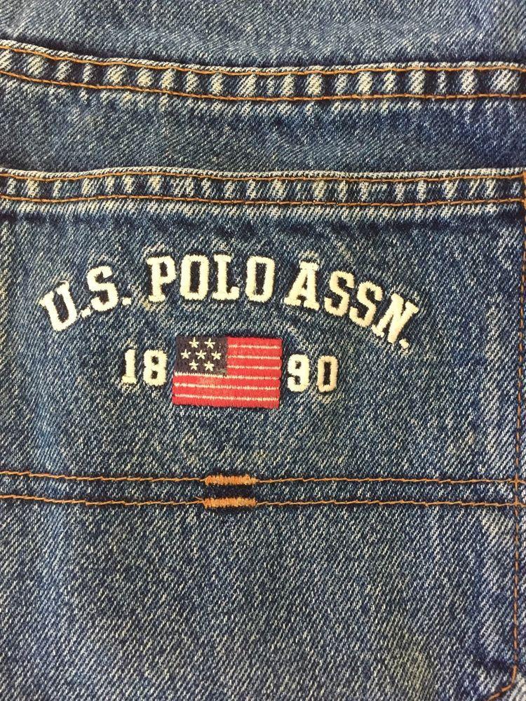 427f89c65d Mens U.S. POLO ASSN. Jeans 32