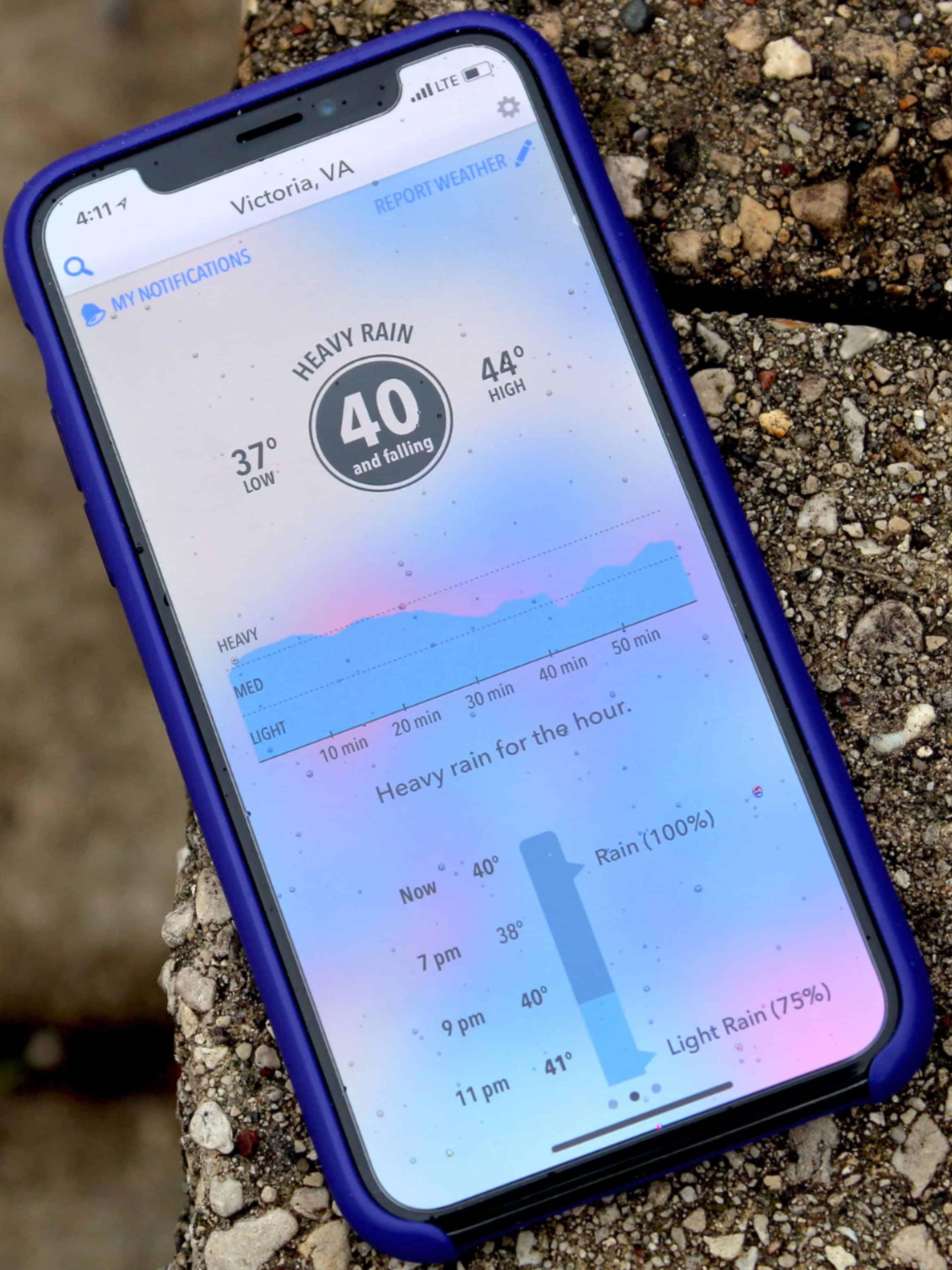 آبل تستحوذ على تطبيق Dark Sky الشهير الخاص بالطقس Samsung Galaxy Phone Phone Tablet