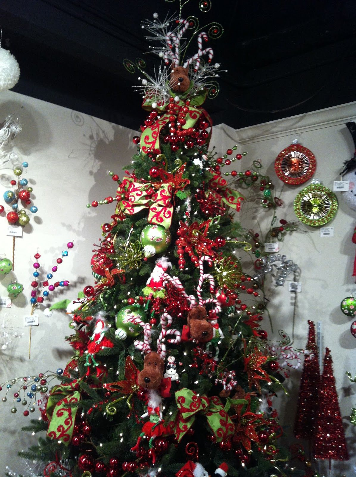 Country Christmas Tree Decorating Ideas | Christmas Tree Decorating Ideas & Country Christmas Tree Decorating Ideas | Christmas Tree Decorating ...