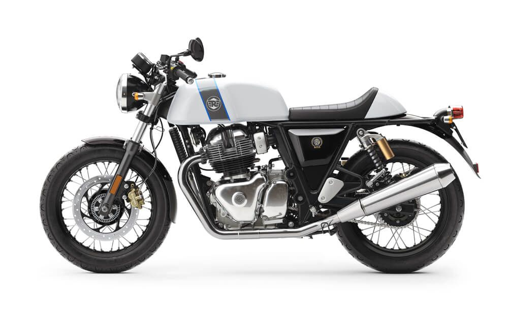 Royal Enfield Modified Royal Enfield Continental Gt 650 Colours