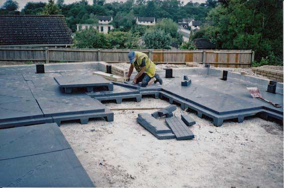 The Eco-Slab concrete flooring system has many advantages