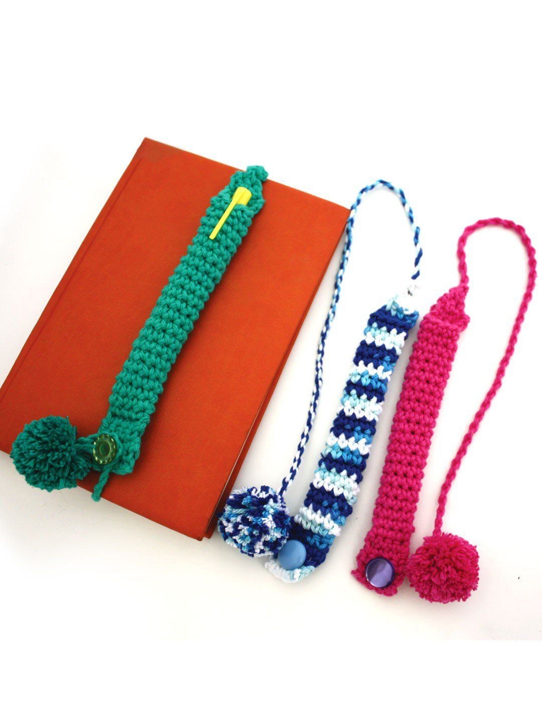 Crochet Pen Holder Bookmark Free Pattern   Stricken, Häkeln und Nähen
