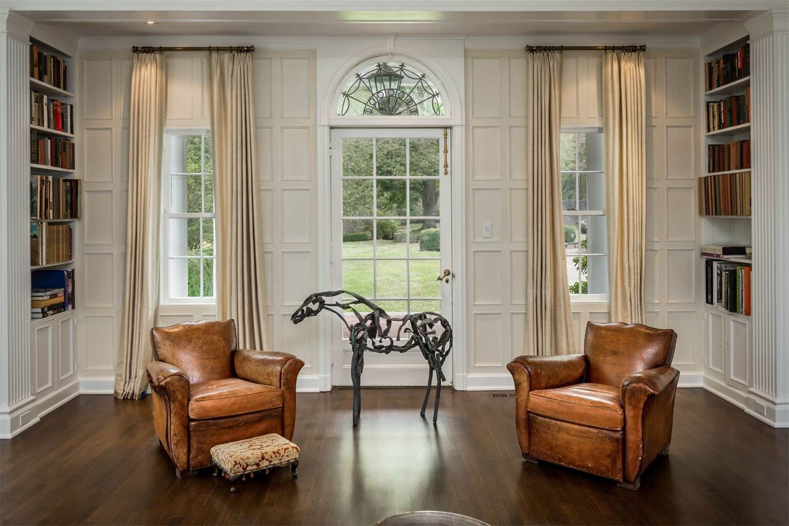 Home interior view view this luxury home located at  lambert road new canaan
