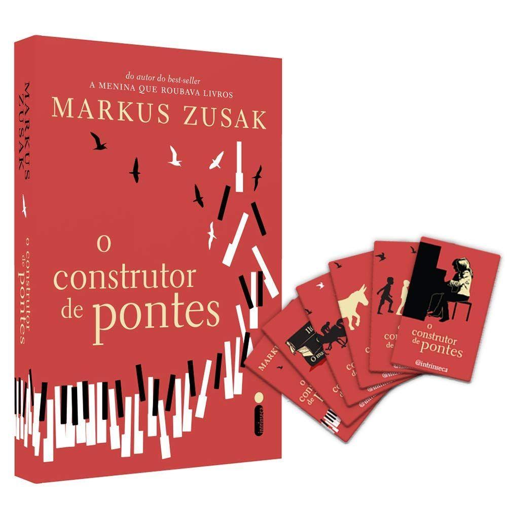 O Construtor De Pontes Brindes Por Markus Zusak Brindes