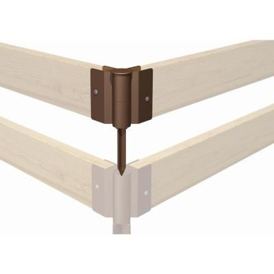 Two Inch Series Stacking Joint (2-Pack) | Garden ideas and Gardens
