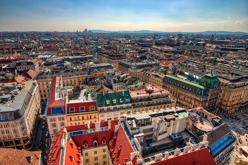 Discovering Vienna