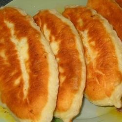 Пуховое тесто по рецепту бабули за 5 минут