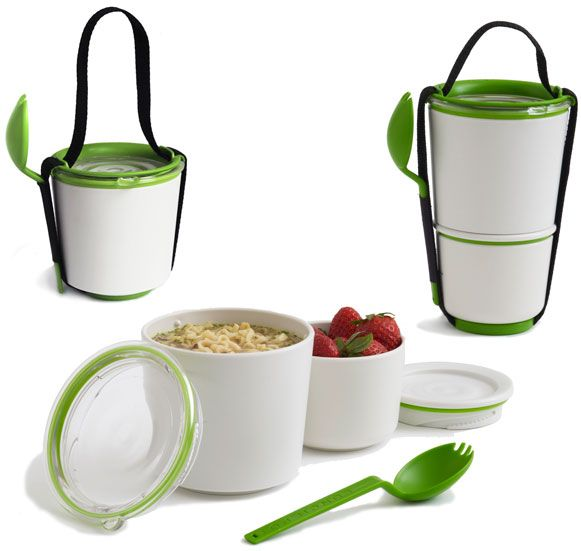 You can carry your meals on it! And it's very practical!!!