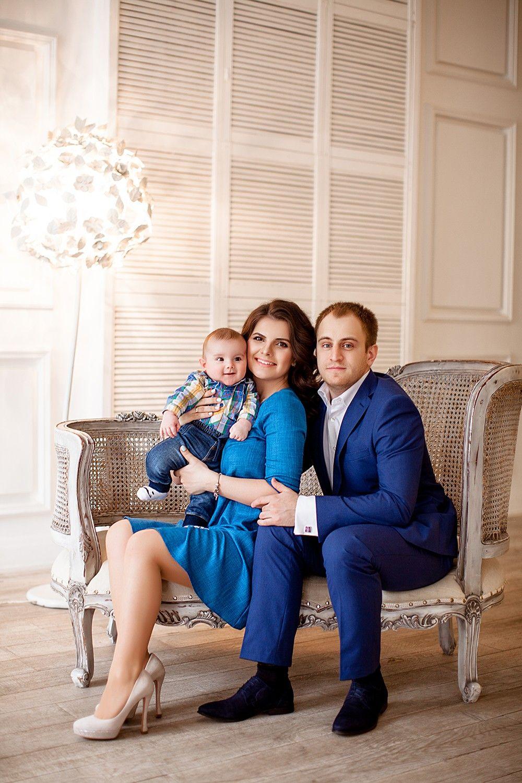СЕМЕЙНЫЕ ФОТОСЕССИИ | Позы на семейном портрете, Семейные ...