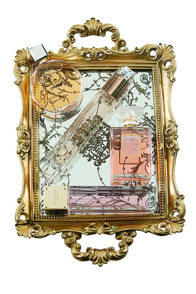 """""""A women who doesn't wear perfume has no future"""" Coco Chanel"""