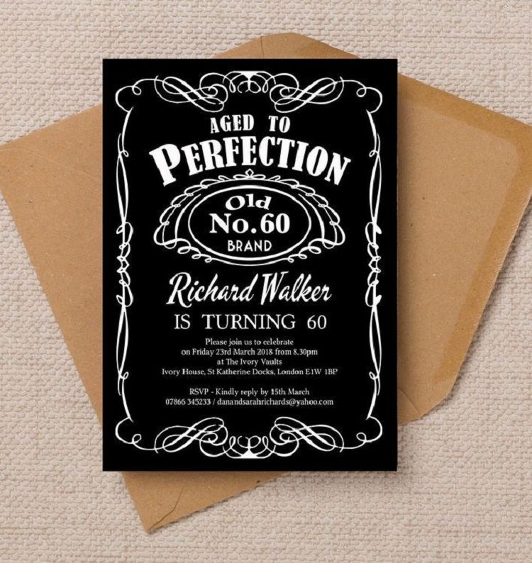 Surprise Party Invitations Ideas