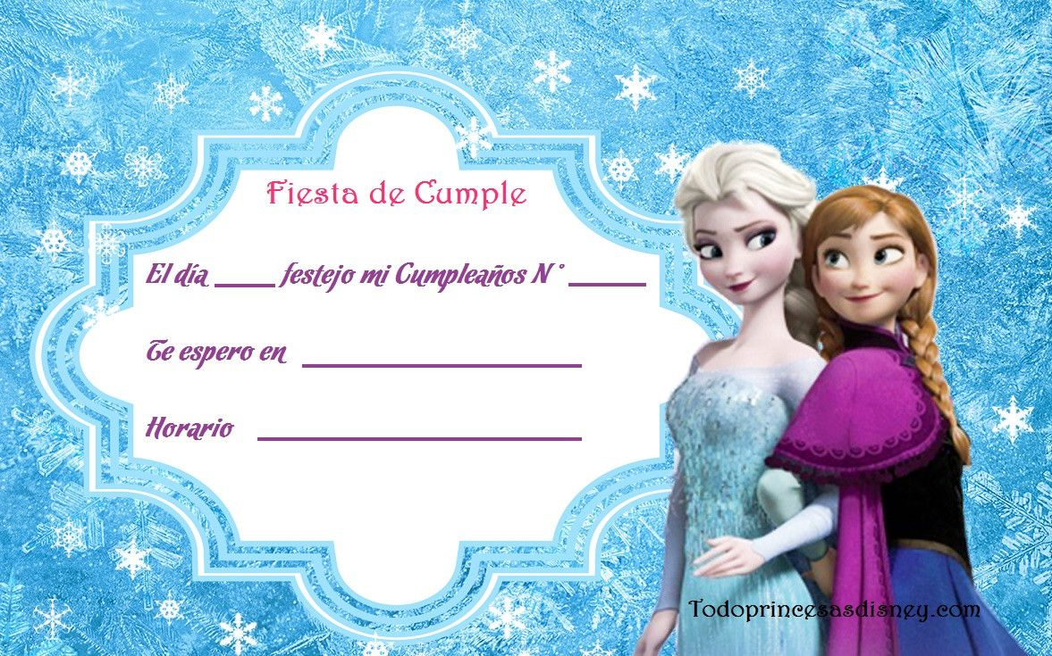 Invitaciones A Cumpleaños Para Dedicar 10 en HD Gratis TARJETAS DE CUMPLEADOS Pinterest