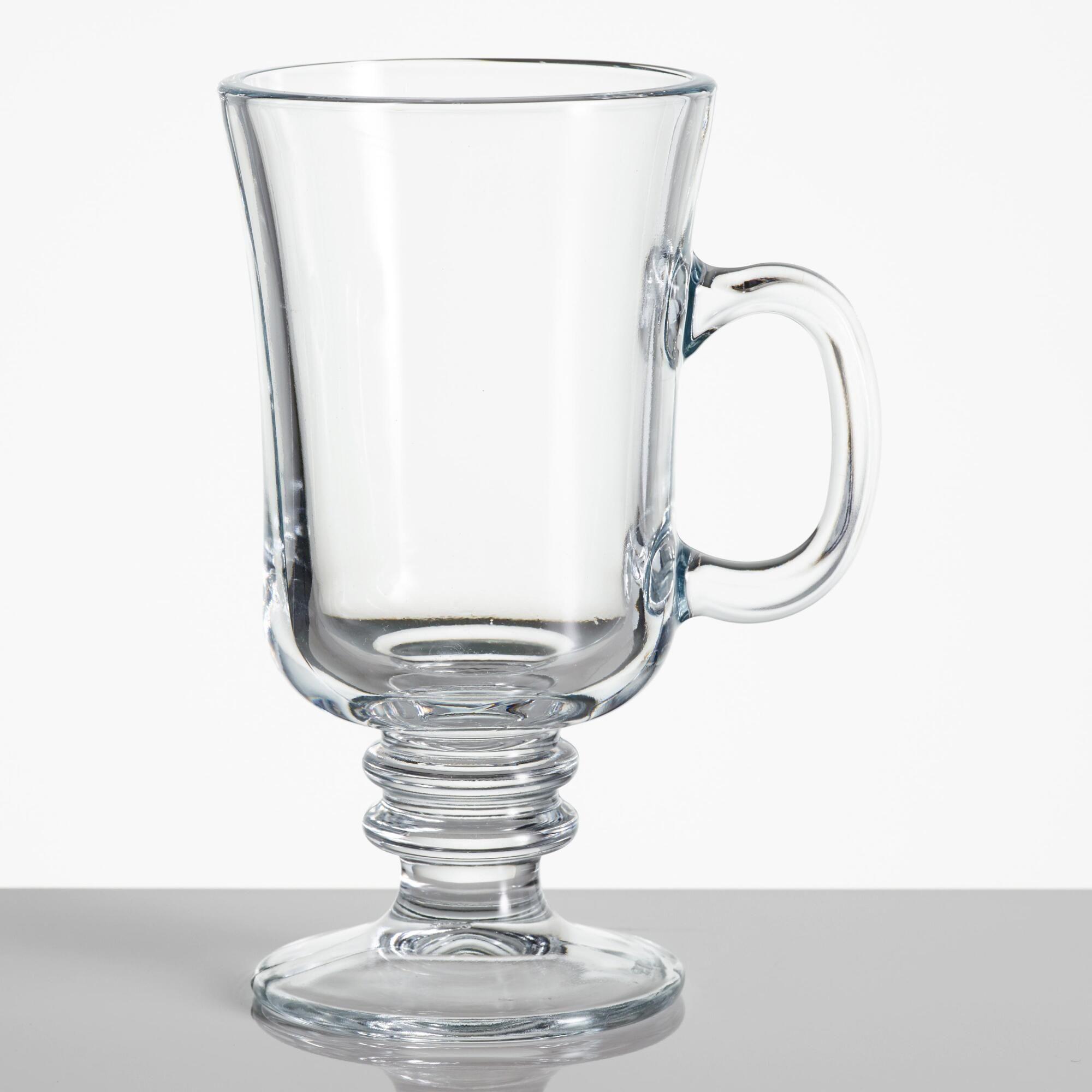 Irish Coffee Mugs Set of 6 | Irish coffee mugs, Unique coffee mugs, Irish coffee