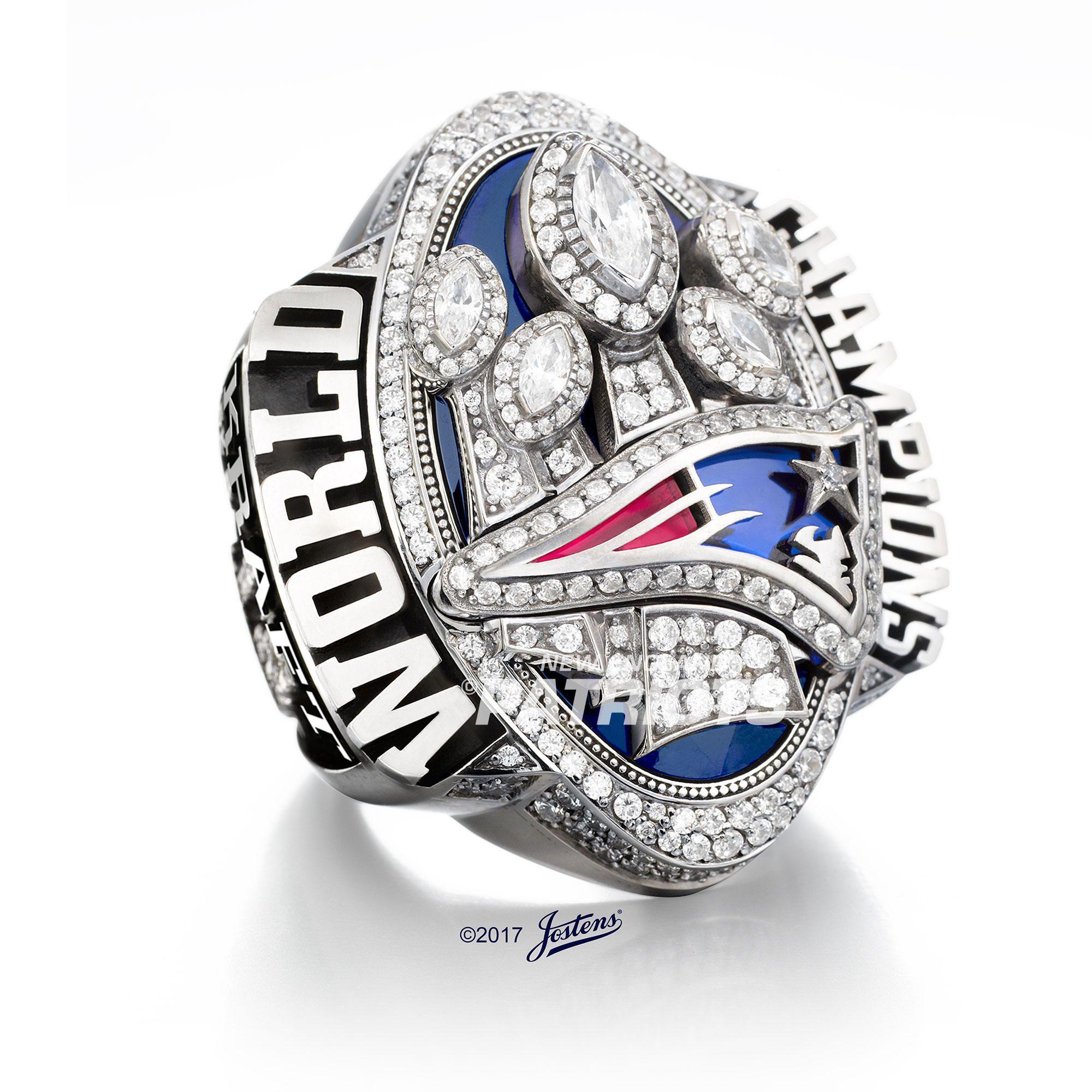 Photos Super Bowl Li Ring Super Bowl Rings Championship Rings Super Bowl Li