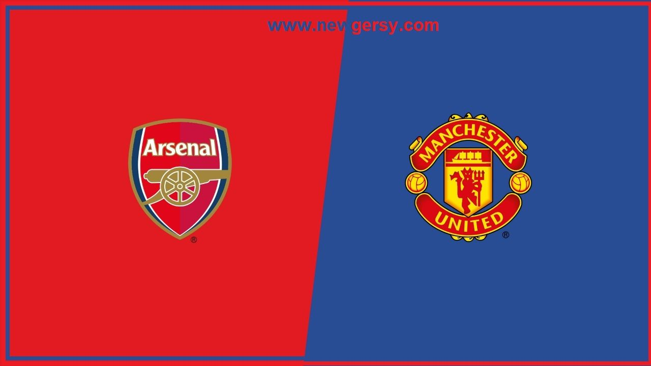 Newgersy Com Arsenal Vs Manchester United Premier League Prediction Team News Line Ups And How To Wa Arsenal Vs Manchester United Manchester United Arsenal