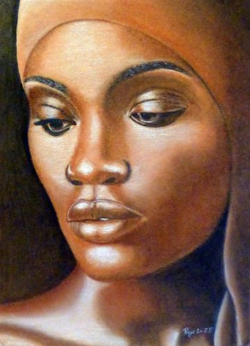 femme africaine portraits pinterest femmes africaines femmes et visages. Black Bedroom Furniture Sets. Home Design Ideas