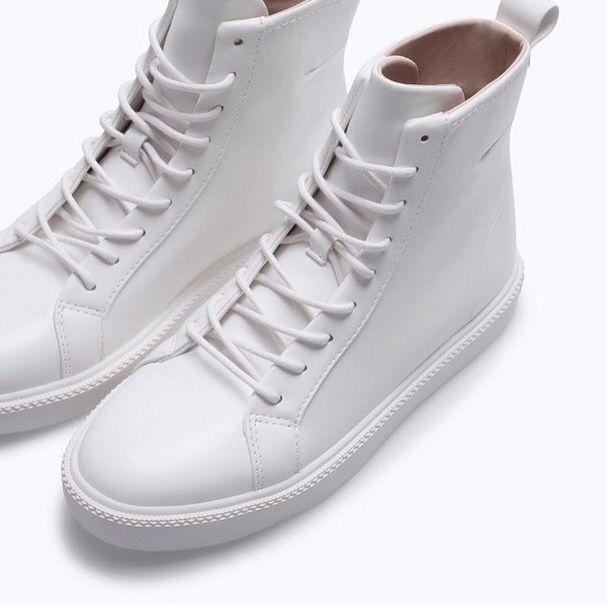 finest selection edf44 d0f1a Minimal + Chic    codeplusform Vita Sneakers, Skor Sandaler, Skor Sneakers,  Sneakers