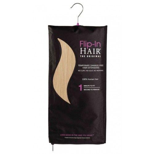 Flip-In Hair Extension - 22 Sun Blonde