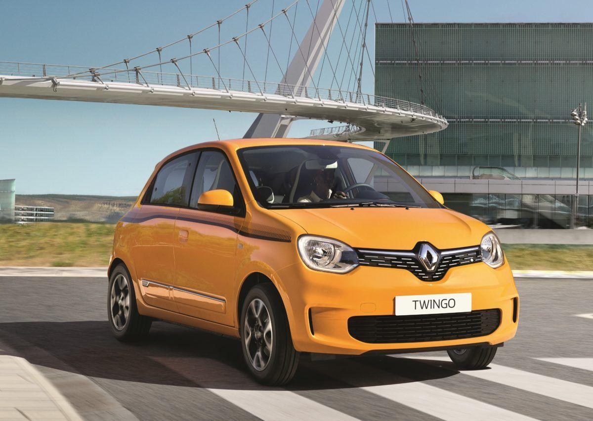 Renault Twingo 2019 Drive Ride Worldwide Automotive News