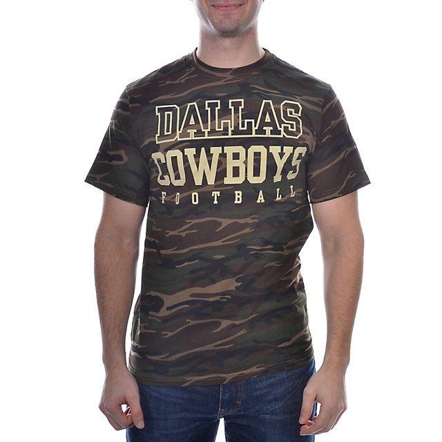 38c43ae7 Dallas Cowboys Camo Practice T-Shirt | For Him | Dallas cowboys ...