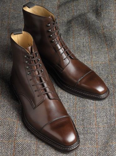 The Northcote Boot in Dark Brown | Mens
