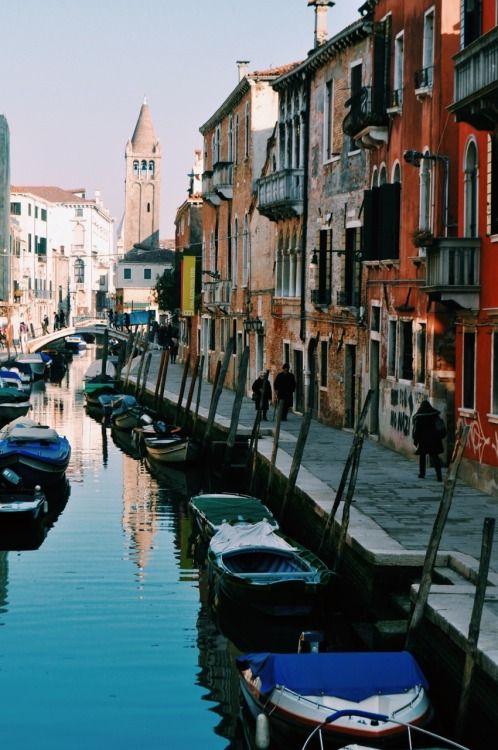 Dorsoduro, Venice | Italy (by Nacho Coca)