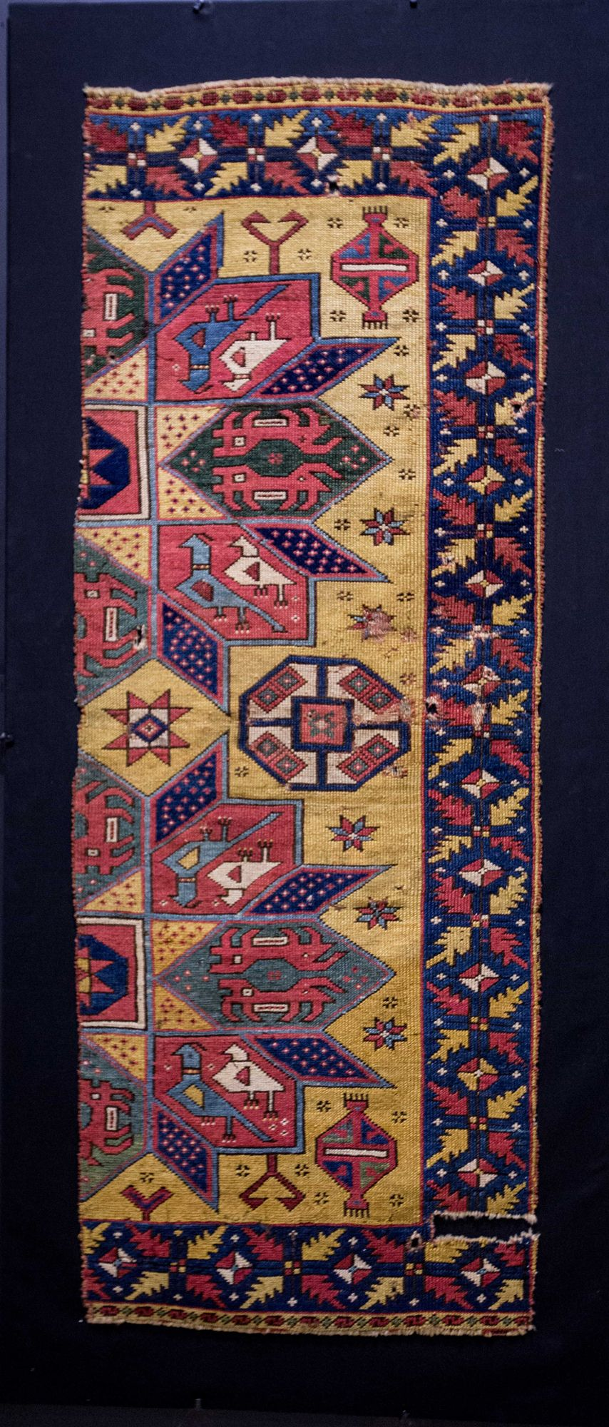 Pin by Seref Ozen Antique Tribal Rugs and Textiles on Co Exhibition ...