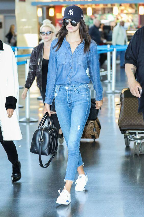 Kendall Jenner - HarpersBAZAAR.com waysify: