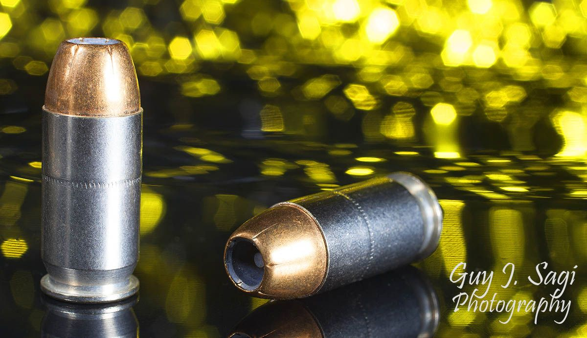 Federal Premium Hydra-Shok....which begs the question, what's in your magazine today?