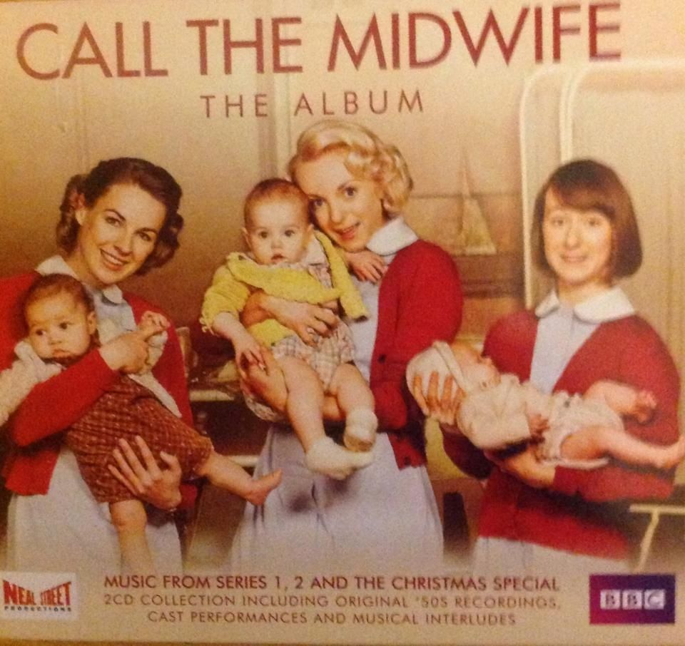 Great TV Series Call the midwife, Theme tunes, Midwife