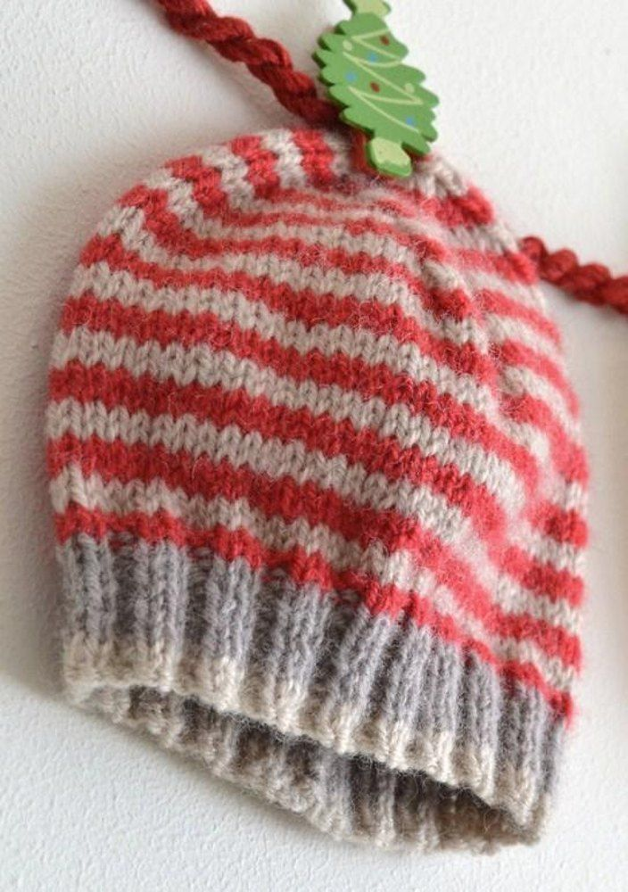Baby\'s 1st Christmas! \'Little Stripe Hat\' and \'Little Snowflake ...
