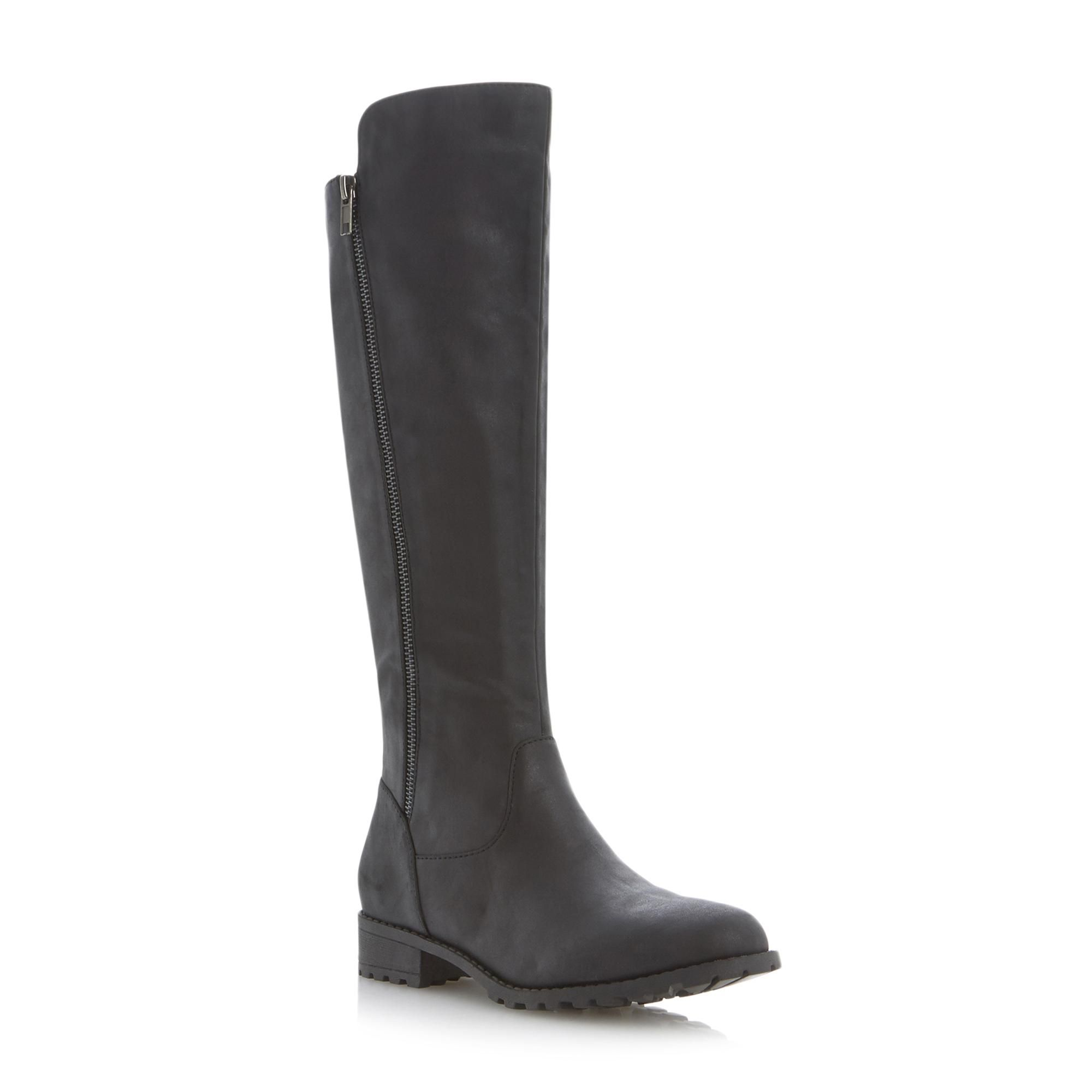 Boots, Knee high boots, Dune shoes