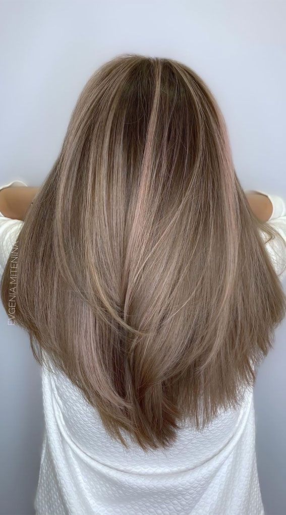 40 The Best Autumn Hair And Colour Ideas You'll Be Dying : Ash brown