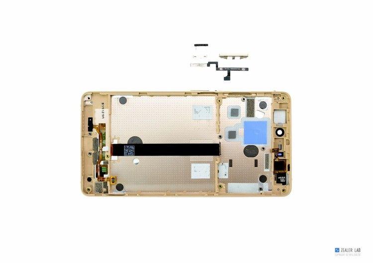 Interesante: El Xiaomi Mi4S pasa por el taller de repación