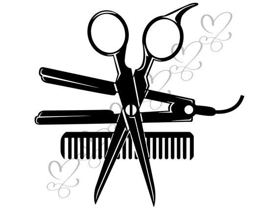 Salon Beauty Dryer Accessoires Hair Shop Scissors Hairdresser Etsy Hair Shop Dryer Accessories Hairdressing Scissors