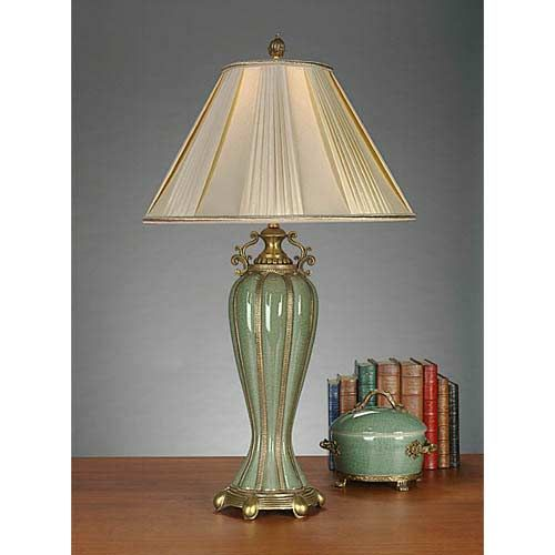 Gallica Table Lamp Bradburn Gallery Shaded Table Lamps Lamps   For ...