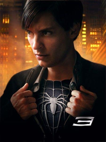 Toby McGuire as Spiderman