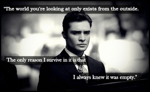Chuck Bass Quotes - Google Search
