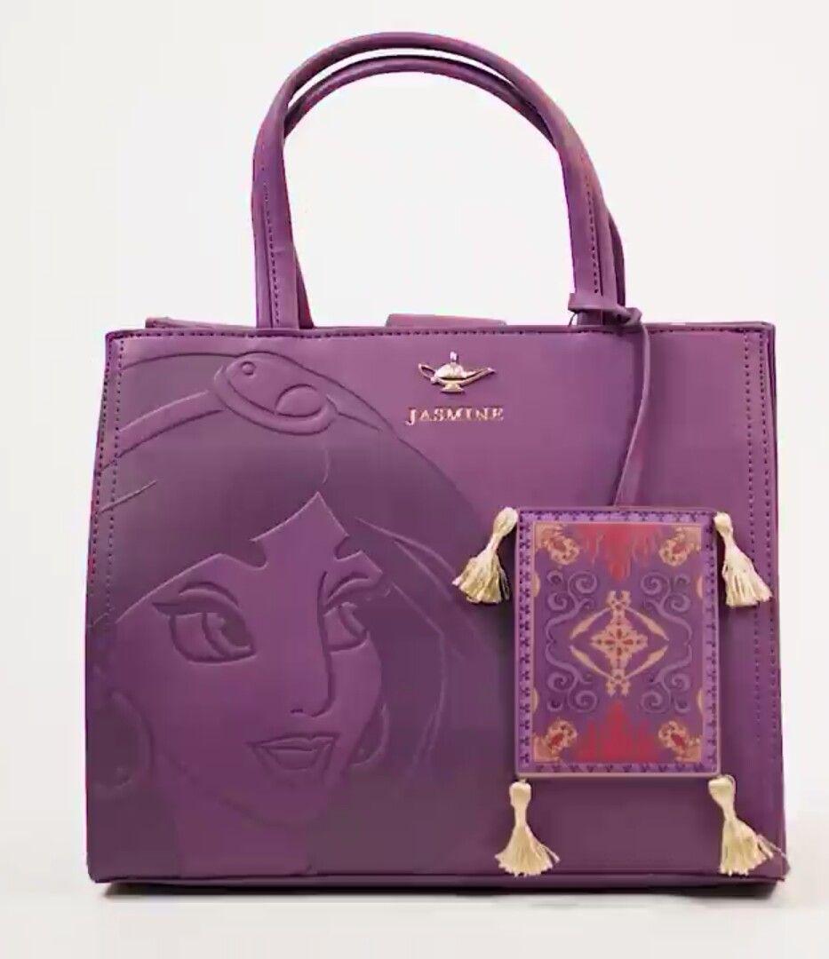 f412d51abac Disney Loungefly Jasmine Bag Aladdin