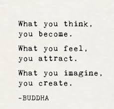 Image result for buddha quotes what you think you become