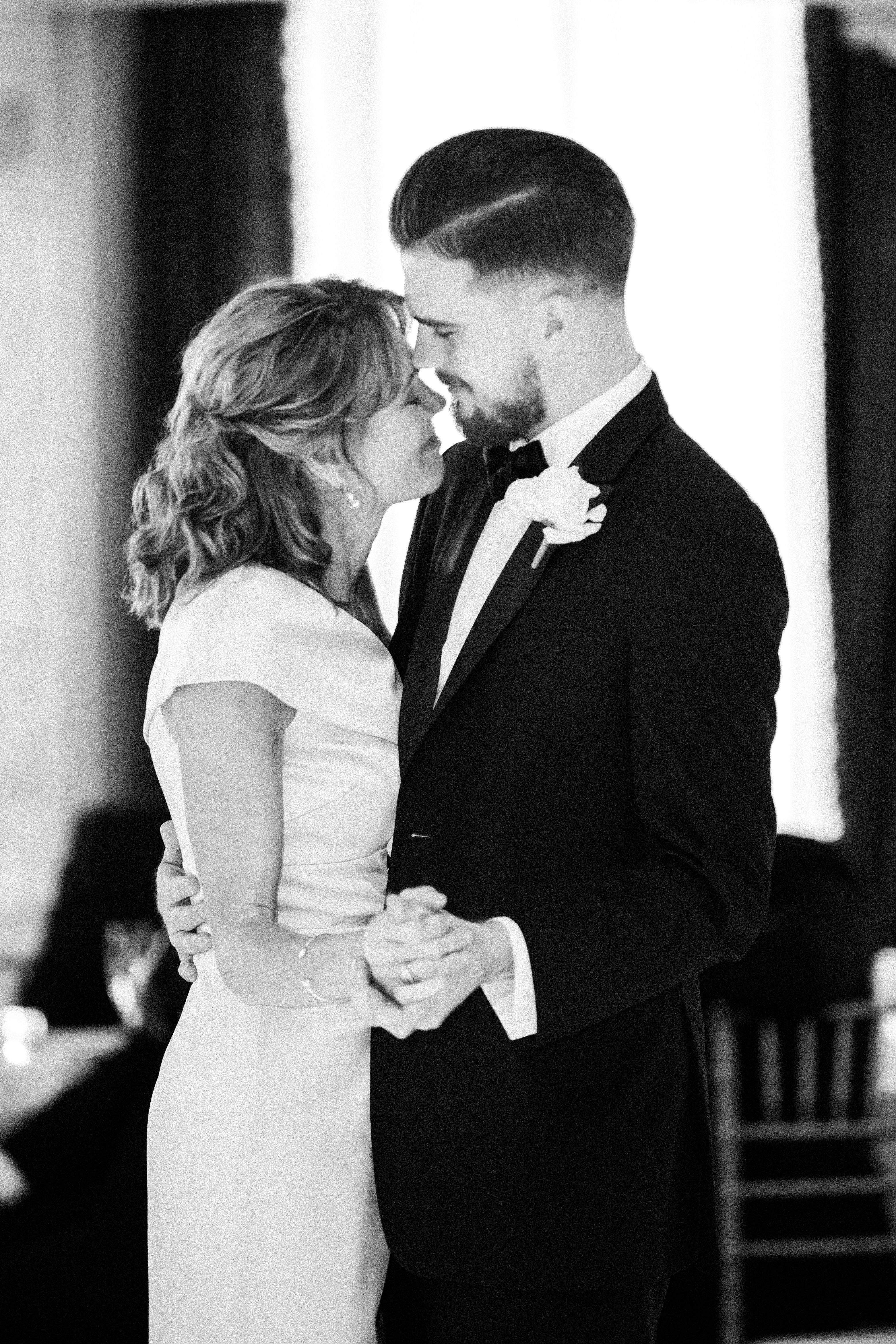 Motherson dance can be so special when the right moments
