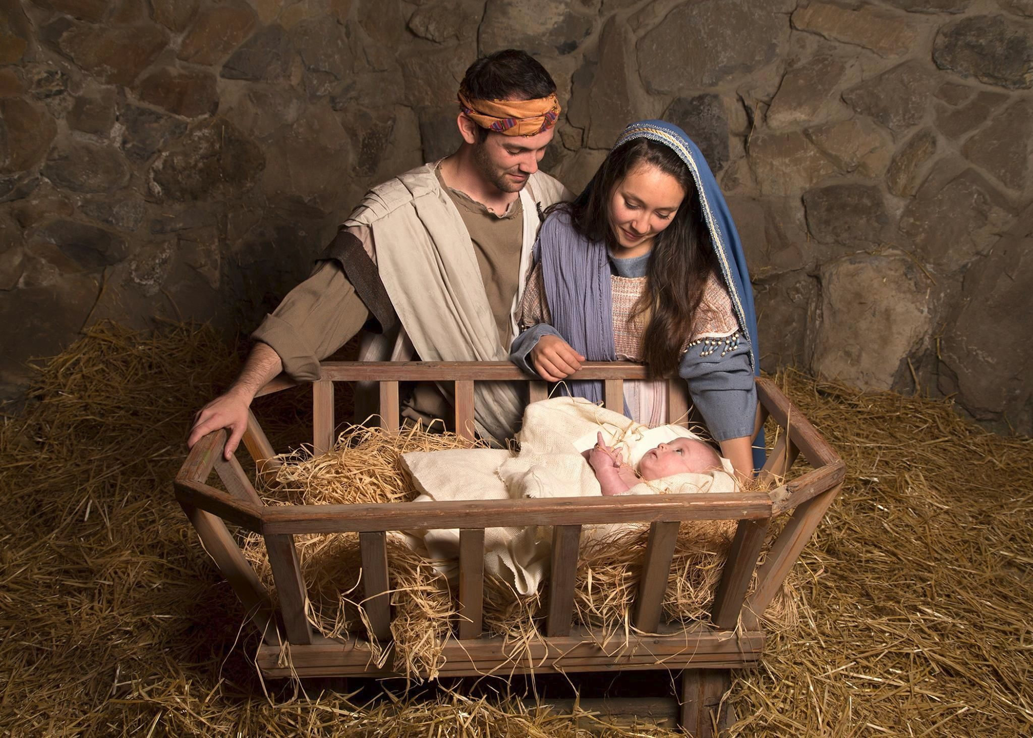 mary and joseph costumes how to make
