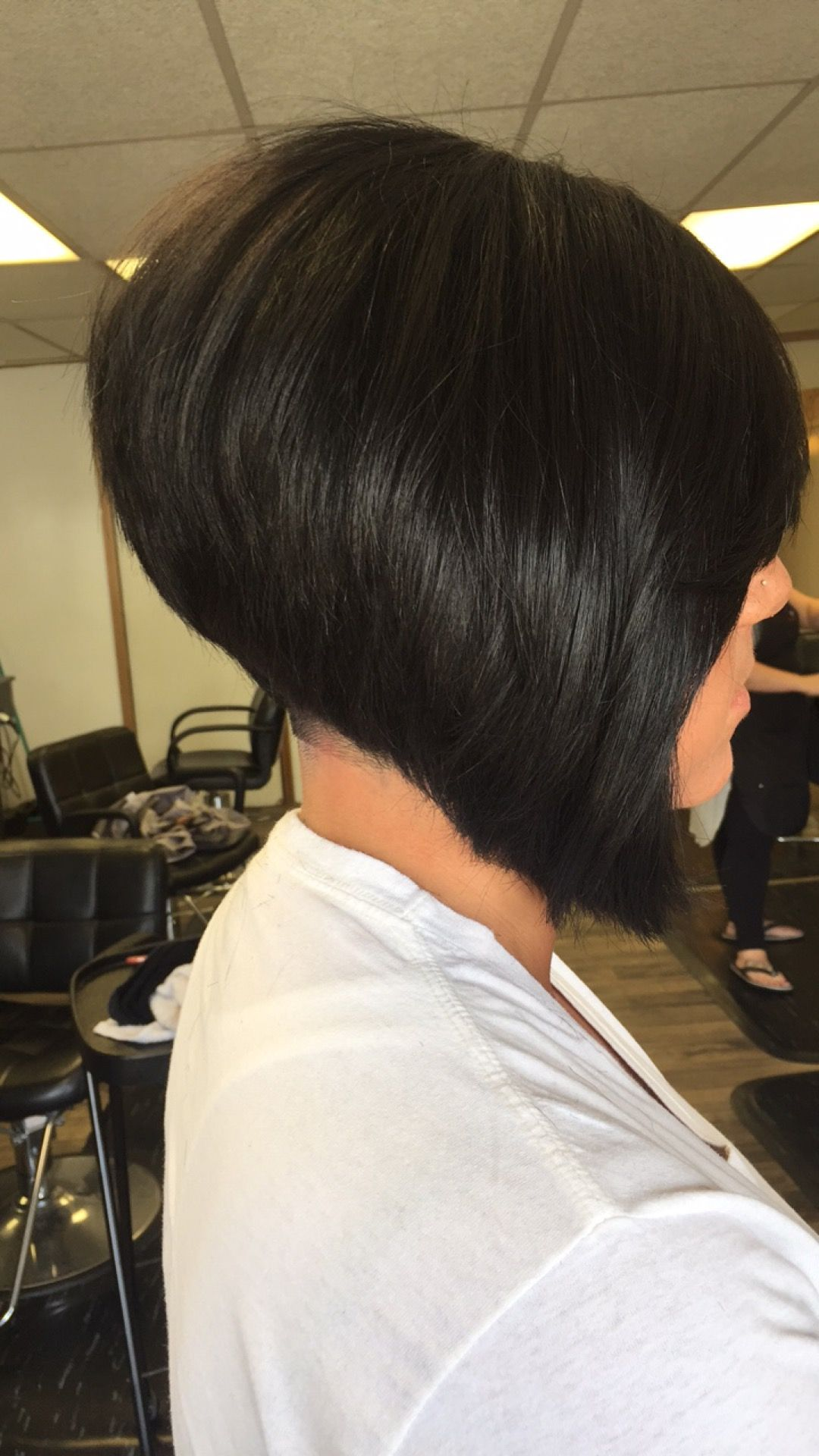Pin by Maria Jose on cortes  Pinterest  Bobs Bob hairstyle and