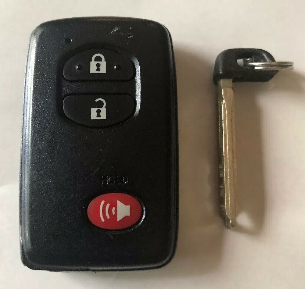 Details About From My 2010 Toyota Prius Keyless Entry Key Fob Oem