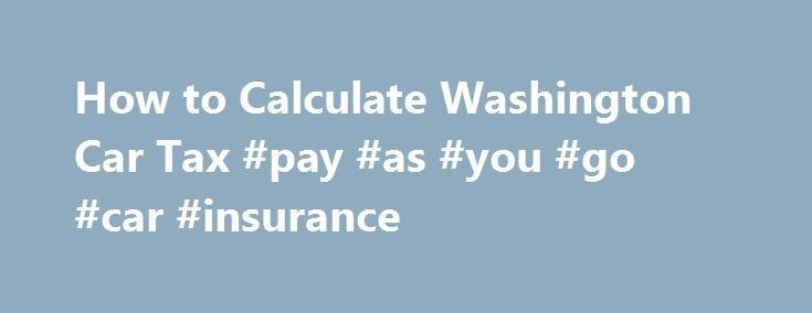 washington state tax calculator