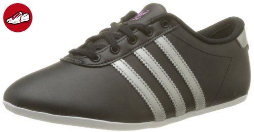 new product 646c3 9d4a7 adidas Originals Nuline W, Damen Sneaker , Schwarz - Noir (Noir1Argm T
