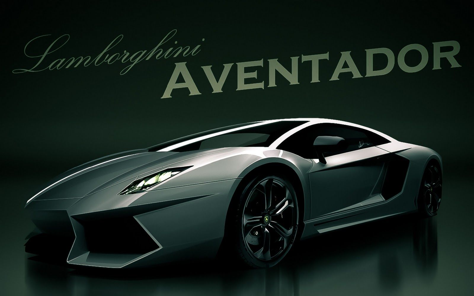 HD Wallpapers Widescreen 1080P 3D | Lamborghini Aventador ...